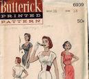 Butterick 6939 A