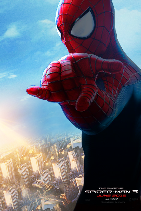 The Amazing Spider-Man 3 (2016 film) - Marvel Movies Fanon ...