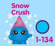snow crush shopkins