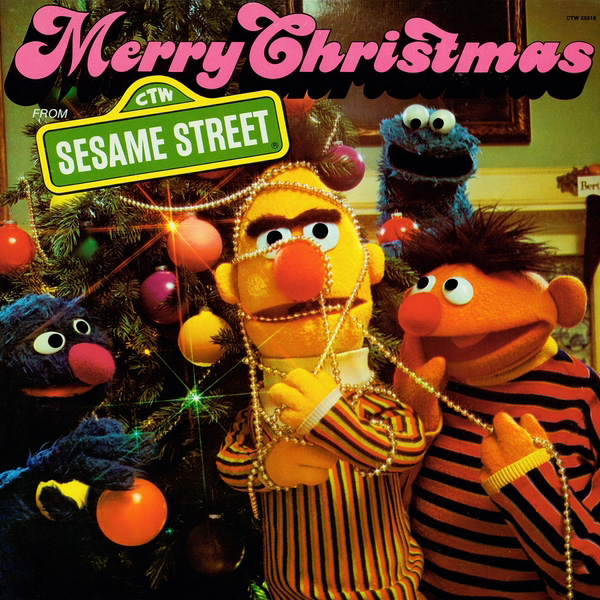 Merry Christmas From Sesame Street Muppet Wiki