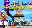 The Wacky Wario Bros.: The Welcome Invitation