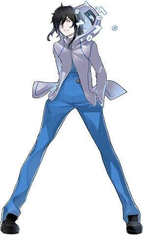 Arata y Terriermon Vs Digimon Salvaje con anticuerpo X 292px-Arata_Sanada_b