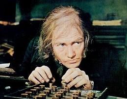 Albert Finney as Ebeneezer Scrooge