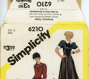 Simplicity 6210 B