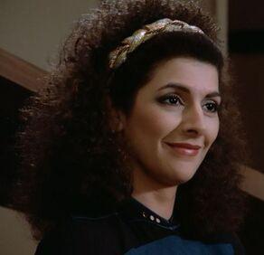 Deanna Troi, Encounter at Farpoint.jpg