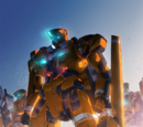 Mecha by Faction