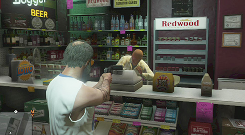 How to get more money robbing stores in gta 5