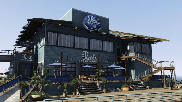 Seafood Restaurants Gta V