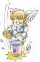 Artwork de Pit y el mazo en Kid Icarus.png