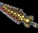MH3U - Grande Epée - Cri de Goliath