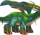 Dragón Manglar