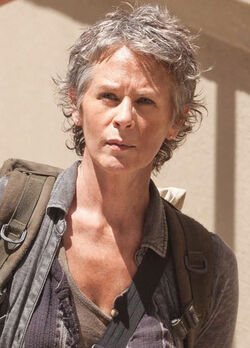 Season 5 Carol Peletier