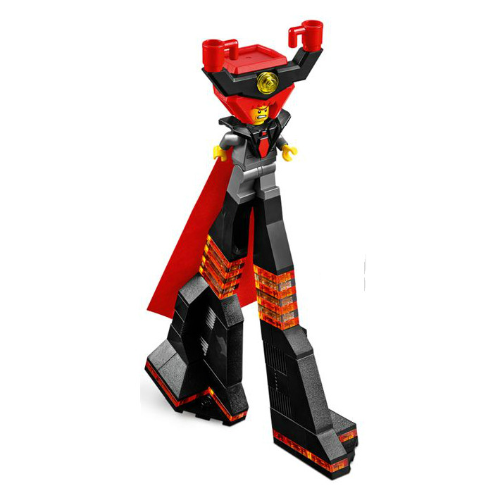 Lego Movie Lord Business Tower Lord Business 39 Lego Figure