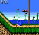 Green Hill Zone (Sonic Blast)