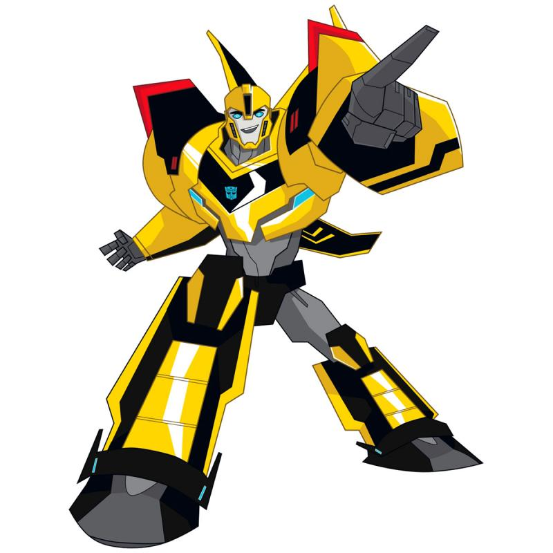 transformers robots in disguise bumblebee captured