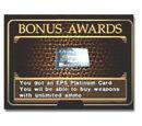 EPS Platinum Card