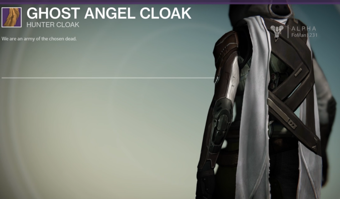 Hunter destiny cloak myideasbedroom com