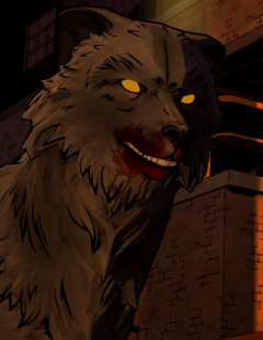 CW Bigby Wolf Bloody