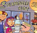 Scavenger Hunt (Rocket Power storybook)