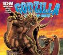 Godzilla: Rulers of Earth Issue 5