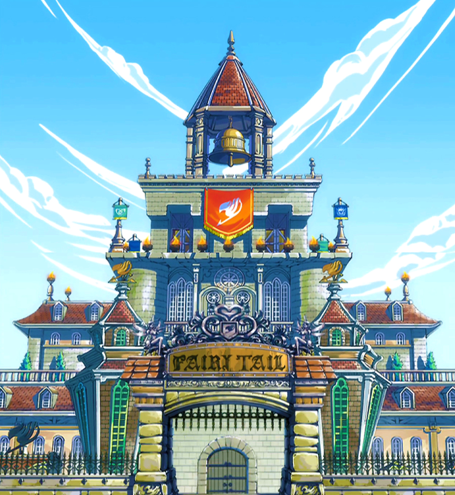 Magnolia Town - Fairy Tail Wiki, the site for Hiro Mashima ...
