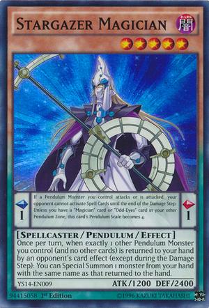 How to Play Yu-Gi-Oh: Part 3 300px-StargazerMagician-YS14-EN-SR-1E