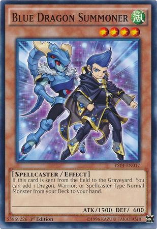 Blue Dragon SummonerFan Feed