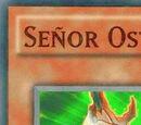 Señor Ostra