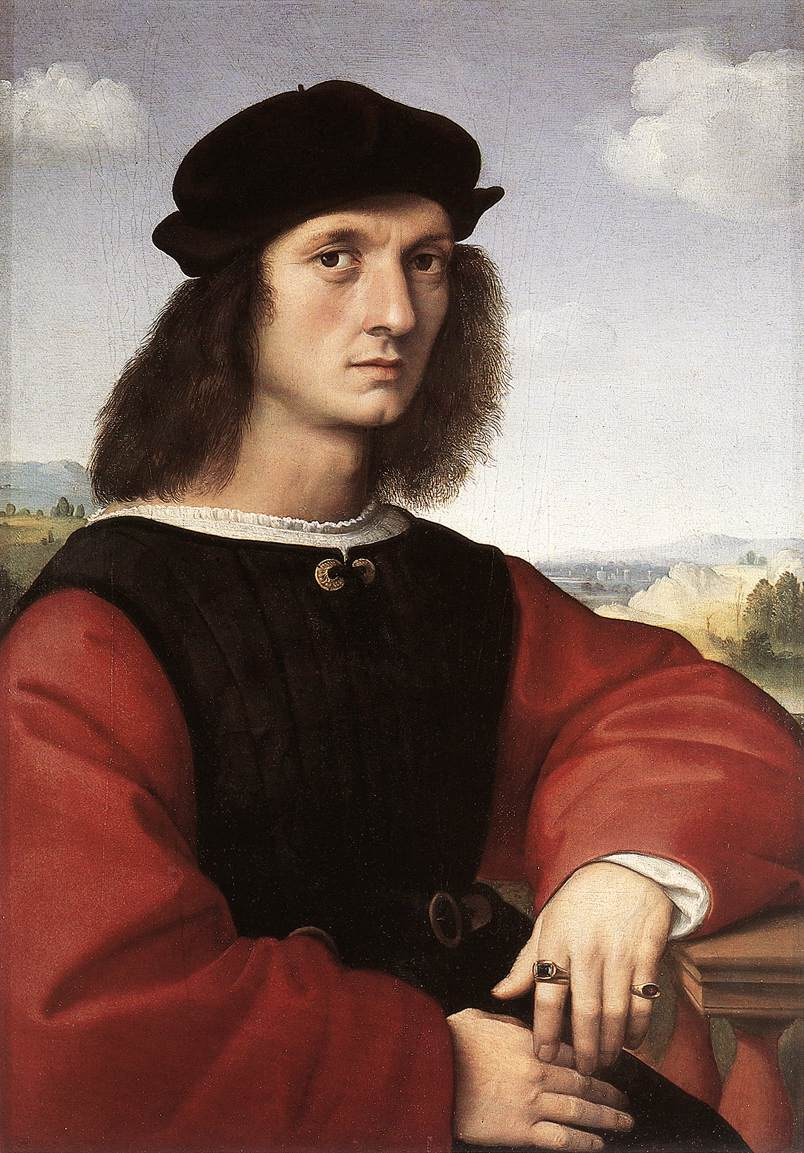 Raphael (Artist) - Epic Rap Battles of History Wiki