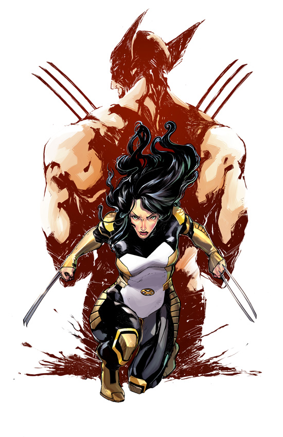 Death of Wolverine The Logan Legacy Vol 1 2 Textless