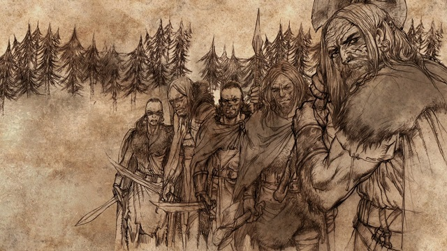 Freies Volk Jenseits Der Mauer In Game Of Thrones