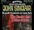 JS 1835 - Die Nacht der Killer-Sekte