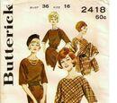 Butterick 2418