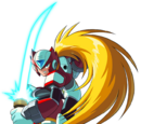 Mega Man ZX Characters