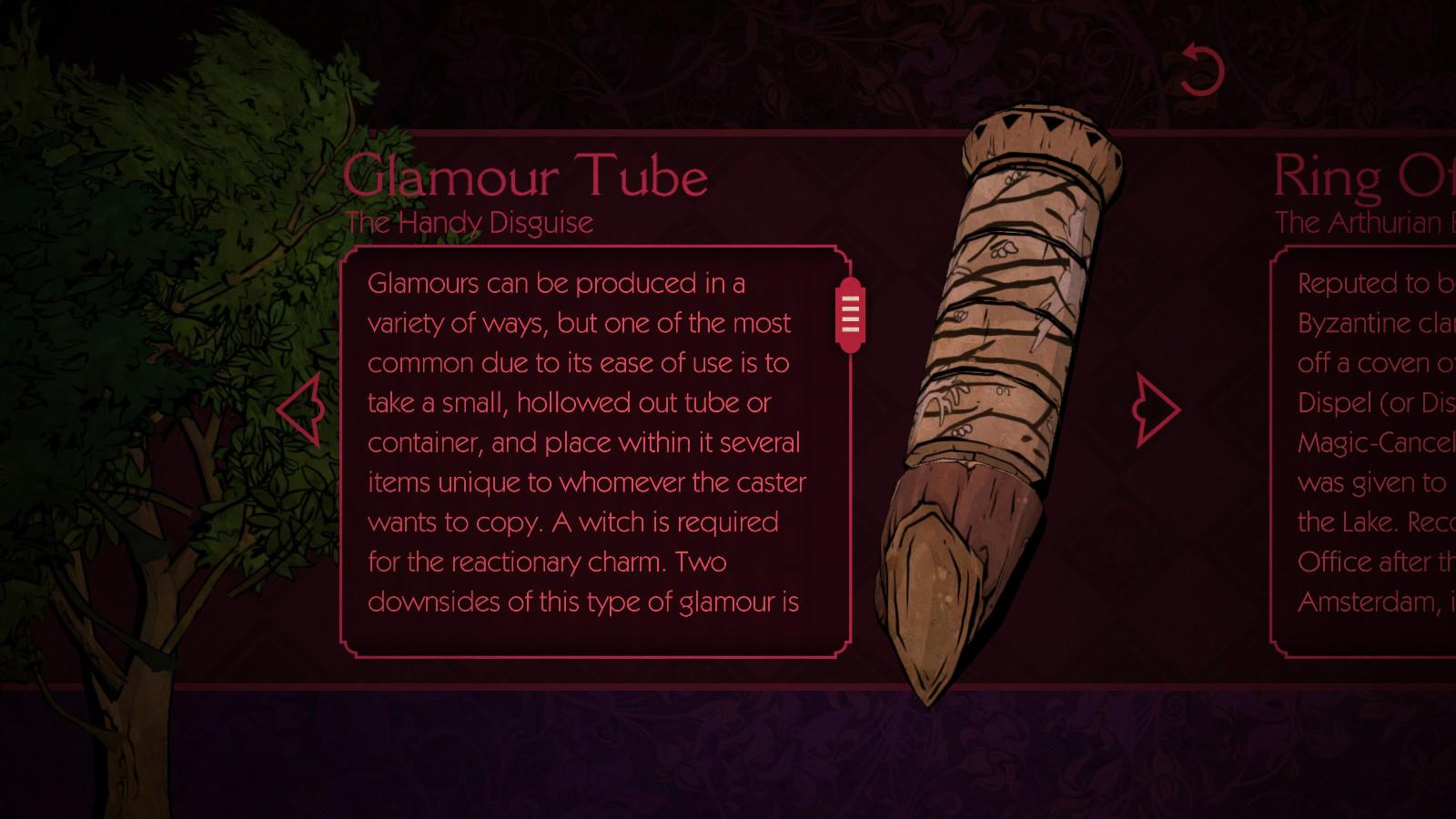 Tube glamor