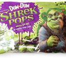 Shrek Pops