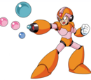 Mega Man X2 Special Weapons Images
