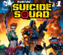 New Suicide Squad/Covers