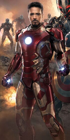 Iron Man AoU Headshot