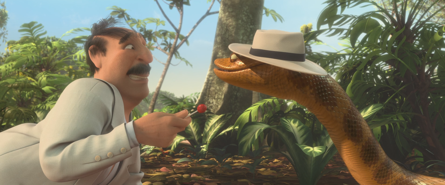 rio linda guys Read common sense media's rio 2 review, age rating,  linda and tulio have the birds' and the amazon's preservation in  the bad guys are creepy looking and mean.