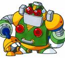 Mega Man 8 Character Images