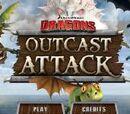 Драконы :Атака изгнаных