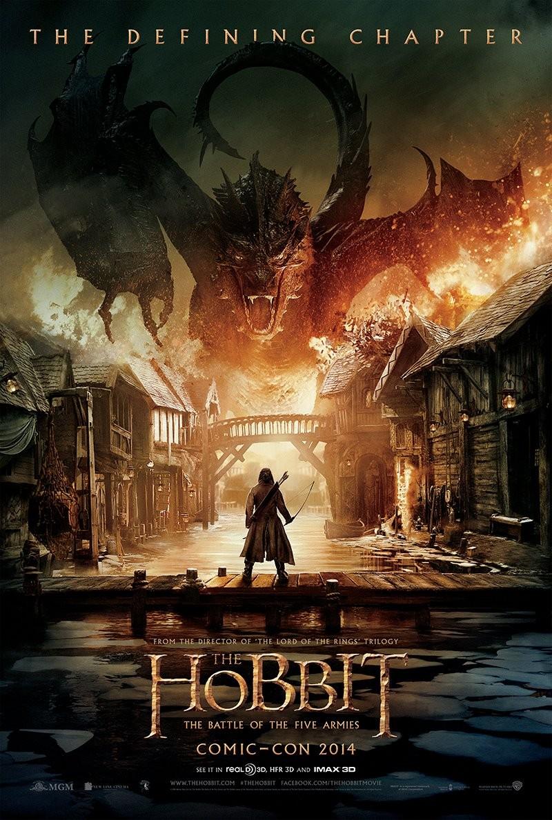 Le Hobbit : la Bataille des Cinq Arm�es | Multi | 2CD | WEBRiP