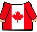 Canada Flag Shirt