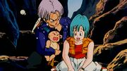 Trunks salva Bulma