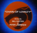 Chain of Loyalty (episode)