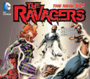 Ravagers: Heavenly Destruction (Collected)
