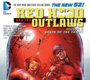 Red Hood and the Outlaws: Death of the Family (Collected)