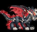 Dragón Puertas del Infierno