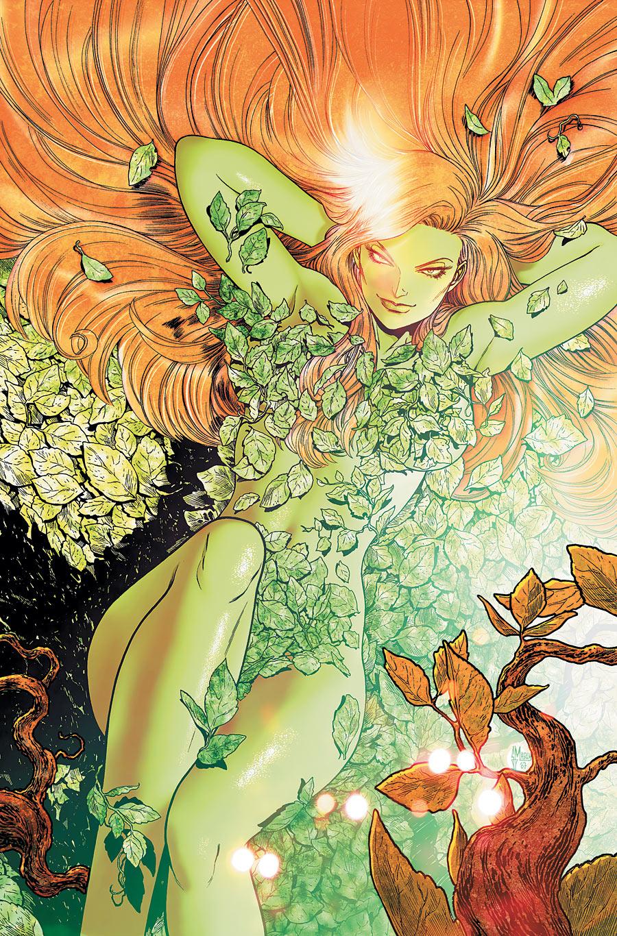 Pamela Isley New Earth Dc Comics Database